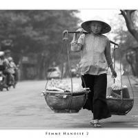 Femme Hanoise 2 by Jorgen Udvang