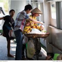 Ferry Food Service by Jorgen Udvang in Jorgen Udvang