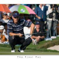 The Final Put by Jorgen Udvang in Jorgen Udvang