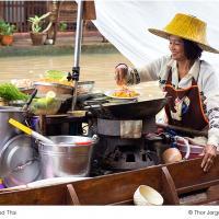 Floating Pad Thai by Jorgen Udvang in Jorgen Udvang