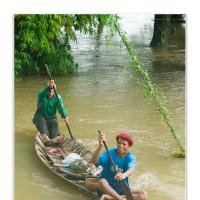 Flood Riders by Jorgen Udvang