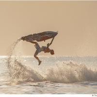 Flying for Gold by Jorgen Udvang in Jorgen Udvang