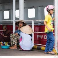 Four On The Ferry by Jorgen Udvang in Jorgen Udvang
