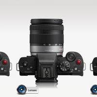 G100 with lenses by Jorgen Udvang