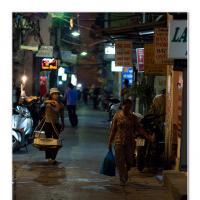 Hanoi Night by Jorgen Udvang
