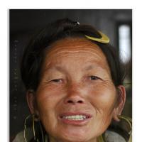 Hmong Woman by Jorgen Udvang