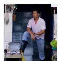 Ice Man by Jorgen Udvang in Jorgen Udvang