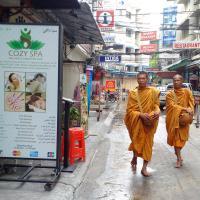 Monks by Jorgen Udvang in Stuff