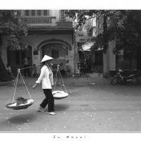 In Hanoi by Jorgen Udvang in Vietnam on film