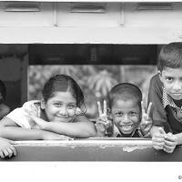 Junior Travellers by Jorgen Udvang
