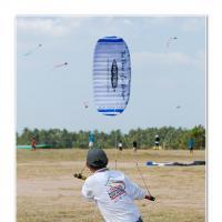 Kite Captain by Jorgen Udvang