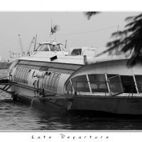 Late Departure by Jorgen Udvang in Jorgen Udvang
