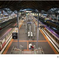 Melbourne Exit by Jorgen Udvang