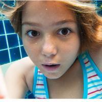 Mermaid Selfie by Jorgen Udvang