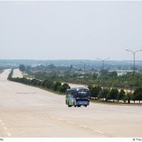 Nay Pyi Taw Traffic