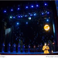 On Stage I by Jorgen Udvang