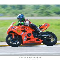 Orange Movement by Jorgen Udvang