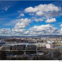 Oslo by Jorgen Udvang