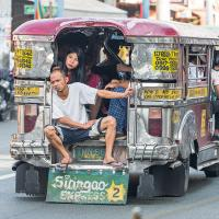 Manila, an hour and a half by Jorgen Udvang