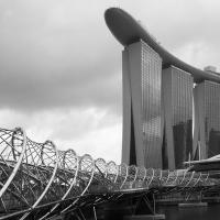 Marina Bay by Jorgen Udvang in Trying out C1