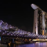 Marina Bay Night