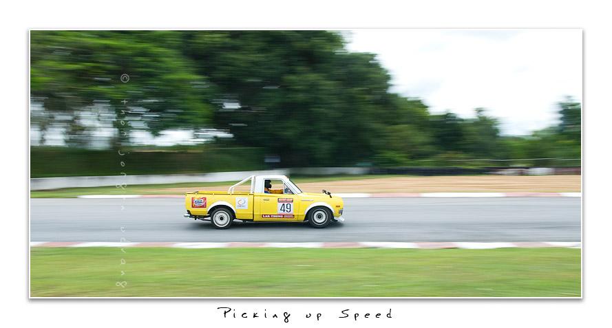 Picking Up Speed by Jorgen Udvang in Jorgen Udvang