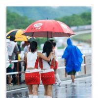 Rain Girls by Jorgen Udvang in Jorgen Udvang