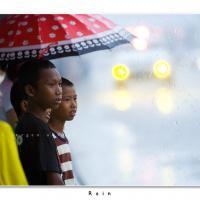 Rain by Jorgen Udvang in Jorgen Udvang