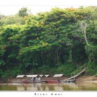 River Kwai by Jorgen Udvang