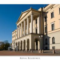 Royal Residence by Jorgen Udvang