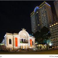Saigon Night by Jorgen Udvang in Jorgen Udvang