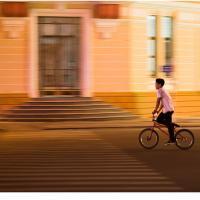 Saigon Night Biker by Jorgen Udvang in Jorgen Udvang
