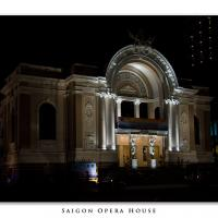 Saigon Opera House by Jorgen Udvang in Jorgen Udvang