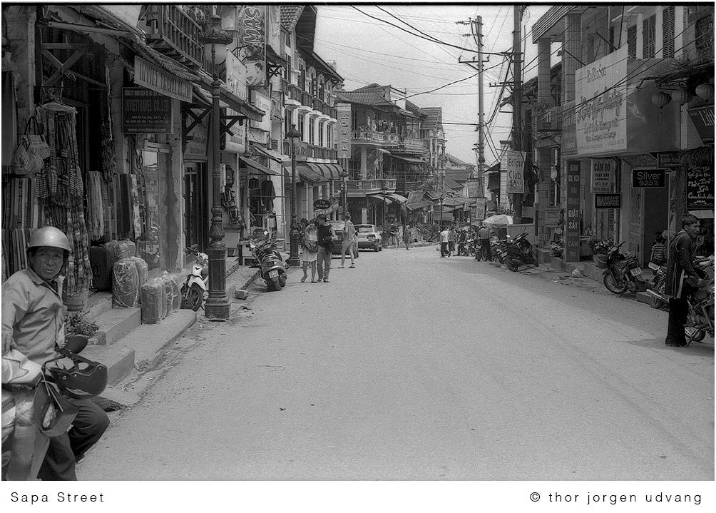 Sapa Street