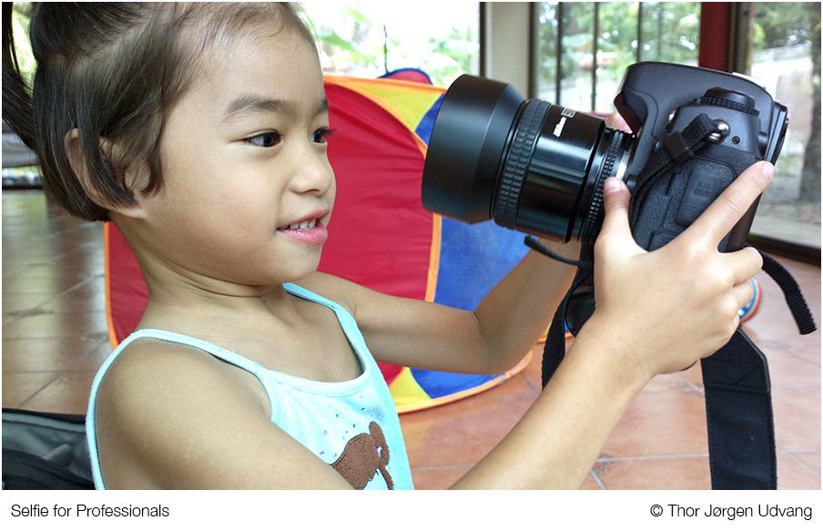 Selfie For Professionals by Jorgen Udvang in Jorgen Udvang