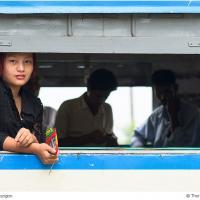 Somewhere in Yangon by Jorgen Udvang in Jorgen Udvang