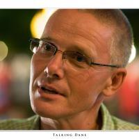Talking Dane by Jorgen Udvang in Jorgen Udvang