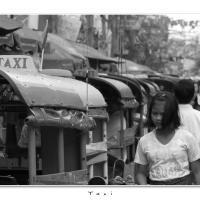 Taxi by Jorgen Udvang in Jorgen Udvang