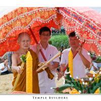 Temple Builders by Jorgen Udvang