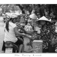 The Daily Bread by Jorgen Udvang in Vietnam on film