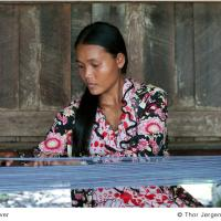 The Weaver by Jorgen Udvang in Jorgen Udvang