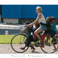 Tourist Transport by Jorgen Udvang