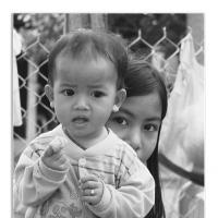 Two Portraits by Jorgen Udvang in Jorgen Udvang