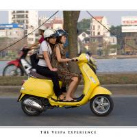 The Vespa Experience by Jorgen Udvang