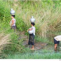 Water Bearers by Jorgen Udvang