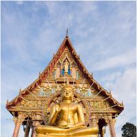 Wat Huai Yai by Jorgen Udvang in Jorgen Udvang