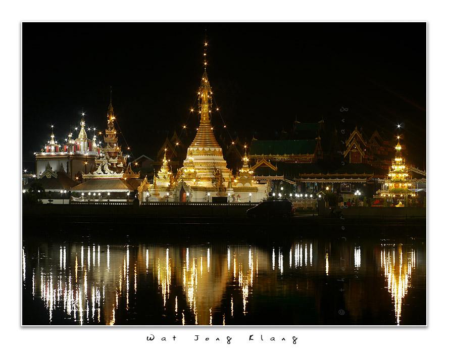 Wat Jong Klang by Jorgen Udvang in Jorgen Udvang
