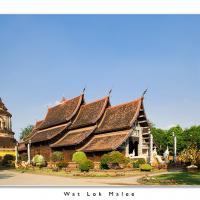 Wat Lok Malee by Jorgen Udvang in Jorgen Udvang