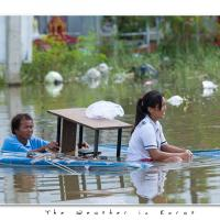 The Weather In Korat by Jorgen Udvang