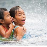 Wet Day by Jorgen Udvang